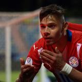 Ángel Romero desquició a Bolivia en el debut en la Copa América