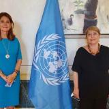 """""""Aseguraremos que los DD. HH. de los colombianos se protejan"""": ONU"""