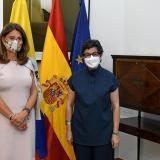 Vicepresidenta adelanta su regreso a Colombia por nacimiento de su nieta