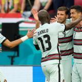 Hungría 0, Portugal 3: de la mano de Cristiano Ronaldo