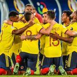 Colombia llega a Goiania para jugar con Venezuela con la duda de Yairo Moreno