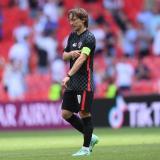 Luka Modric vuelve al grupo