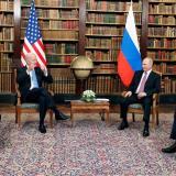Biden dice que es mejor verse a cara a cara y Putin desea cumbre productiva
