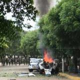 Eln niega ser autor de atentado contra Brigada 30 en Cúcuta