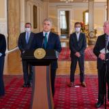 Presidente Duque se reúne con representantes de la Unión Europea
