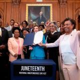 Nuevo festivo en EE. UU. para conmemorar fin de la esclavitud