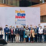 """""""Elecciones de jóvenes el 28 de noviembre marcarán un hito"""": Iván Duque"""