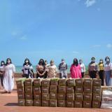 Entregan en La Guajira 33.600 unidades de leche, 700 mercados y 160 kits de ropa