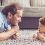 Ser padre, un papel basado en el amor