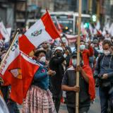 Crece la división en Perú por resultados electorales