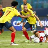 Las seis sombras de Colombia en la Copa América