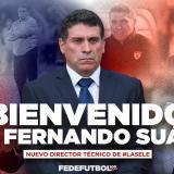 Costa Rica contrató a Luis Suárez como entrenador
