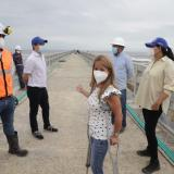 Obras del muelle de Puerto Colombia están en su recta final: Gobernación