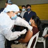 Barranquilla llega a los 500.000 vacunados contra la covid