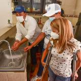 Agua potable las 24 horas, cerca de ser una realidad en Puerto Colombia