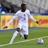 Dembélé volvió a lesionarse y será baja por cuatro meses