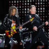 Metallica suena fuerte otra vez con su 'Black Album'
