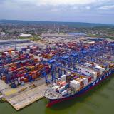 Histórico movimiento de carga en el Puerto de Barranquilla