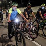 Esta noche vuelve 'Biciquilla' con un recorrido de 16 km