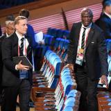 Fifa sanciona a expresidente de Federación de Congo por falta de integridad