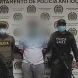 Capturan a 'Turbina' en Barranquilla, presunto cabecilla del 'Clan del Golfo'