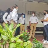 Van 226 migrantes de Cartagena cobijados por Estatuto Temporal de Protección
