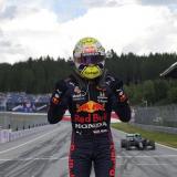 Verstappen festejó en Estiria y sigue mandando en la Fórmula 1