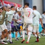 El segundo partido con más goles de la historia (3-5)