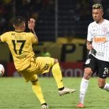 Corinthians saldó su deuda con Junior por Víctor Cantillo