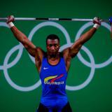 Colombia llevará tres pesistas a los Juegos Olímpicos
