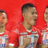 Ya es oficial el regreso de Juan Sebastián Herrera a Junior
