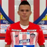 Walmer Pacheco dio sus primeras palabras como jugador de Junior