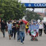 Migrantes venezolanos podrán afiliarse al sistema de salud