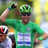 Cavendish ganó la sexta etapa del Tour de Francia