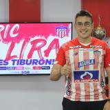 Eric Lira será el nuevo asistente de Luis Amaranto Perea en Junior