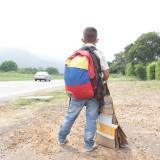 Alerta por aumento de menores migrantes no acompañados en el país