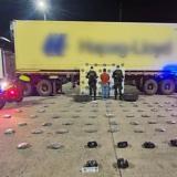 Policía decomisa 140 kilos de marihuana en carreteras de Córdoba