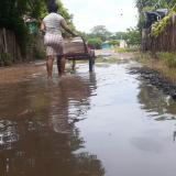 Emergencia en vereda Los Calabazos tras inundación