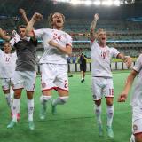 Dinamarca aplaca la reacción checa y se mete en semifinales