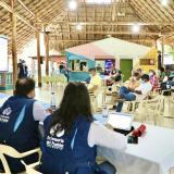 Defensor del Pueblo se reunió con comunidades rurales de Córdoba
