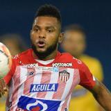 """Miguel Borja se despide de Junior: """"Esto no es un adiós, es un hasta pronto"""""""