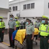 El mayor Julián Flórez debe ser el ejemplo de todos: Comandante