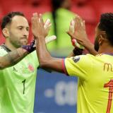 David Ospina: 112 partidos en la Selección, miles de atajadas para recordar