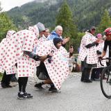 Nairo Quintana se viste de rey de la montaña y ese será su objetivo en el Tour