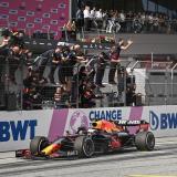 Max Verstappen refuerza su liderato en la Fórmula Uno