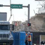 Derrumbe de edificio: identifican el cuerpo de madre de niña fallecida en la tragedia