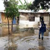 Fuertes lluvias ocasionan inundaciones en Cartagena