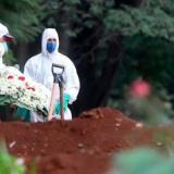 Brasil supera las 525.000 muertes por covid