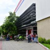 Hombre armado sembró  pánico en un almacén en el norte de Barranquilla