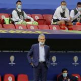 Reinaldo Rueda pide a sus jugadores levantar cabeza tras caer en penaltis